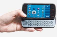 נוקיה N97. סמארטפון עם יכולות שיתוף מתקדמות