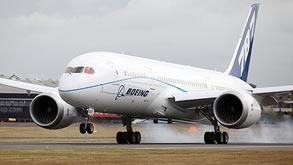 בואינג 787 , צילום: בלומברג