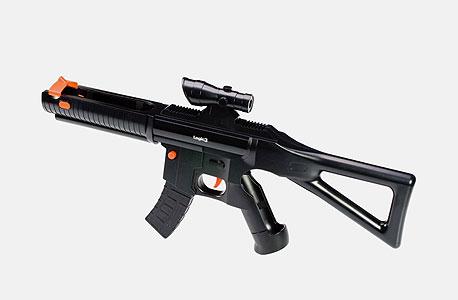 מכונת ירייה לפלייסטיישן