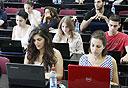 סטודנטים, צילום: אריאל בשור