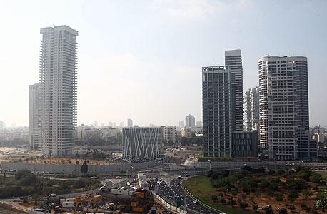 מתחם פארק צמרת בתל אביב
