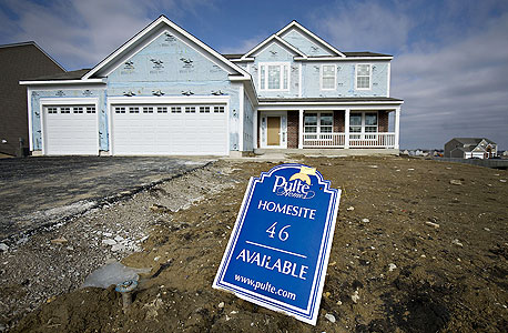 בית למכירה. השוק צפוי להתאושש