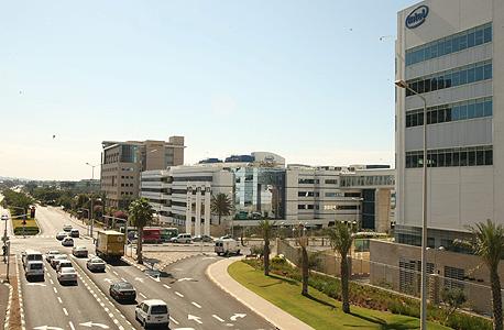 מתחם תעשיות ההייטק בחיפה. ישראל במקום ה-14 במדד החדשנות