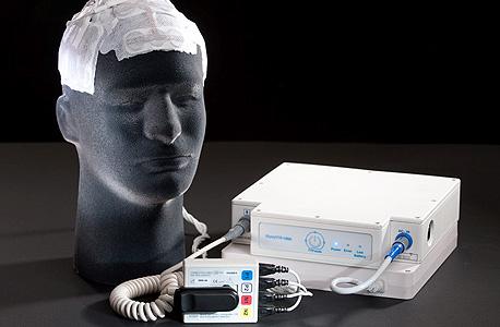 האלקטרודות שפיתחה נובוקיור לטיפול בסרטן המוח. בוחנים טיפול בסוגי סרטן נוספים