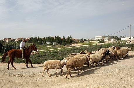 התנחלות בית חגי בדרום הר חברון: 10,620 שקל לתושב