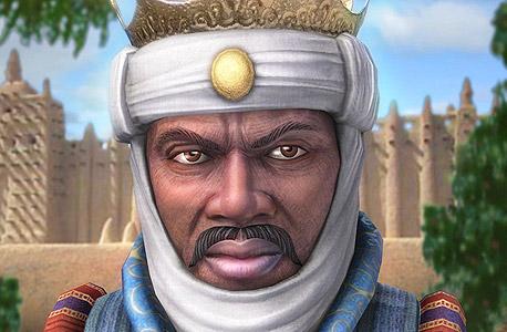 מוסא. האדם העשיר ביותר בכל הזמנים