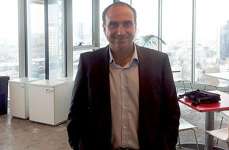 """גוגל ישראל קמפוס TLV יוסי מטיאס מנהל מרכז המו""""פ גוגל, צילום: הראל עילם"""