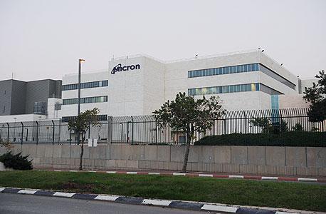 מפעל מיקרון בקריית גת