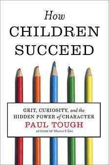 """עטיפת ספרו של טאף, """"איך ילדים מצליחים"""""""