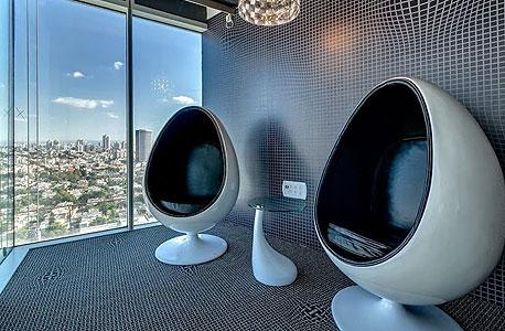 גוגל משרדי גוגל תל אביב מגדל אלקטרה, צילום:Itay Sikolski