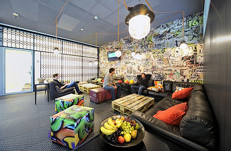 משרדי גוגל החדשים ציריך שווייץ