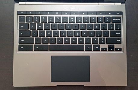 גוגל כרומבוק פיקסל לפטופ Pixel, צילום: ניצן סדן