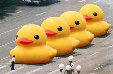 התמונה שמפחידה את ממשלת סין