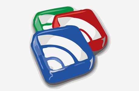 לוגו גוגל google reader