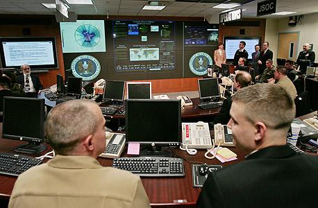 אחד ממרכזי המבצעים המקוונים של ה-NSA