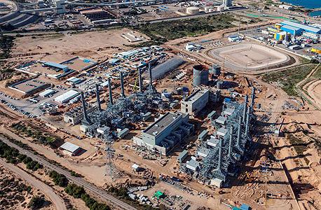 תחנת הכוח של דוראד באשקלון