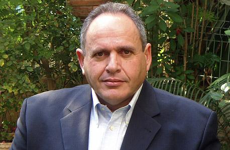 """יריב שפירא, מנכ""""ל מי עדן ישראל"""