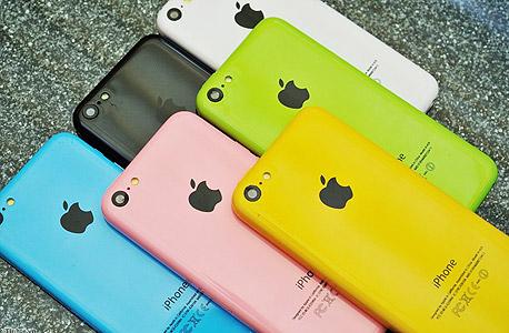 הרבה יותר מאייפון צבעוני. אייפון 5C