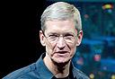 """טים קוק מנכ""""ל אפל, צילום: בלומברג"""