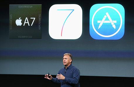 מעבד ה-A7 הוצג כאחד החידושים הגדולים ביותר בחשיפת המכשירים