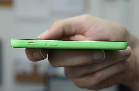כפתורי האייפון החדשים