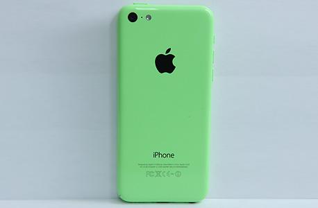 גב האייפון 5C