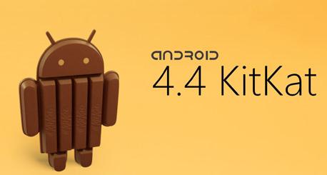 גוגל אנדרואיד  kitkat android