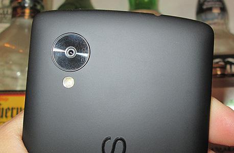 נקסוס 5 גוגל LG, צילום: ניצן סדן