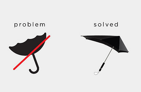 מטריה אווירודינאמית