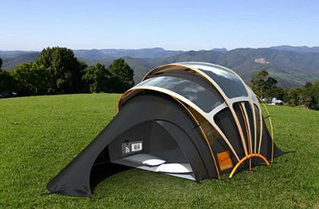 אוהל סולארי