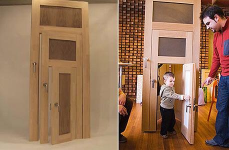 דלת לכל גובה