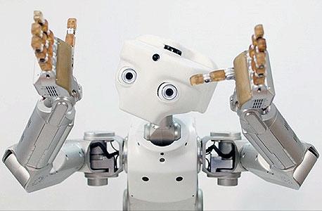 רובוט רובוטים בוט בוטים גוגל meka