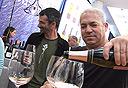 תערוכת היין, צילום: רותם מלנקי