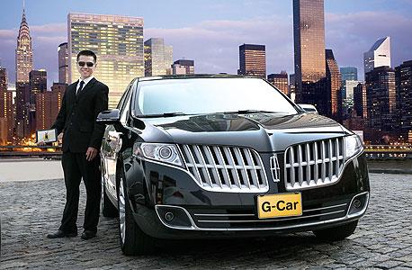 G Car - המותג האמריקאי מוניות גט טקסי הישראלית