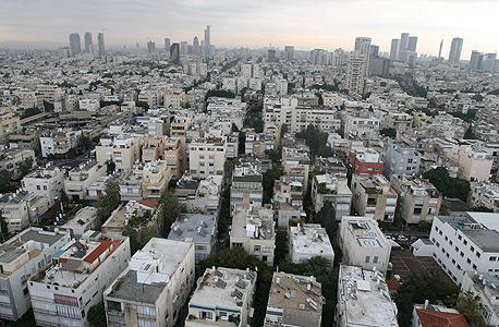 141 אלף דירות מאושרות במרכז מחכות שיבנו אותן