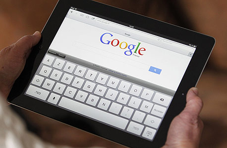 מנוע חיפוש גוגל, צילום: רויטרס