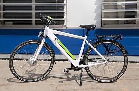 האופניים החשמליים של איקאה