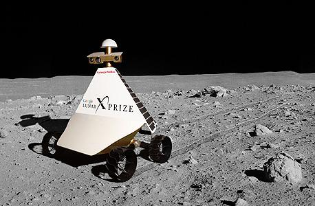 חללית ירח תחרות xprize גוגל מוסף שיזף
