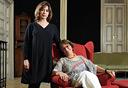 רבקה מיכאלי וסנדרה שדה, צילום: אוראל כהן