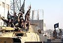 לוחמי דאעש, צילום: איי פי