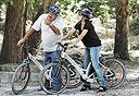 רוכבים על אופניים בעמק יזרעאל, צילום: אסף רונן, רונן גוטר, טל שחר