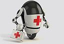 רובוט במקום רופא. אילוסטרציה