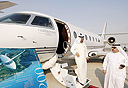 מטוס מנהלים ישן, צילום: בלומברג