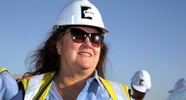 ג'ינה ריינהרט עשירה עשירים מיליארדר אוסטרליה, צילום: בלומברג