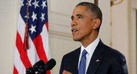 ברק אובמה נשיא ארצות הברית נובמבר 2014, צילום: בלומברג