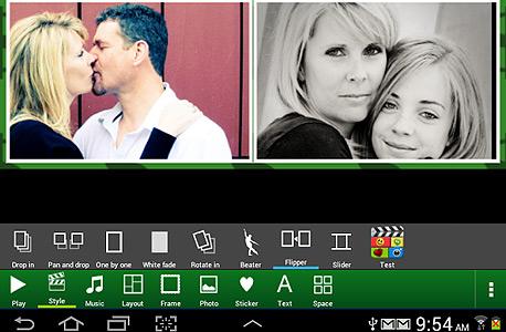 מצעד ה אפליקציות של גוגל video collage maker