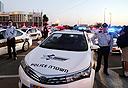 ניידות משטרה, צילום: יריב כץ