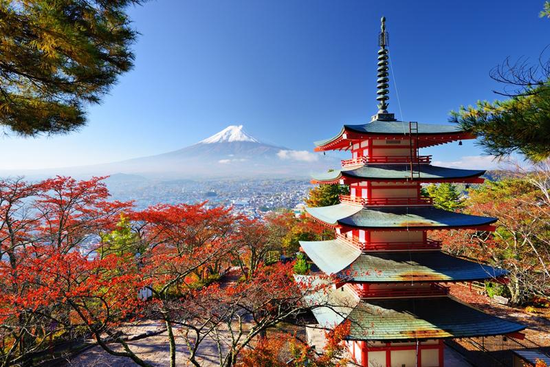 יפן- יעד תיירות שלא תרצה לפספס