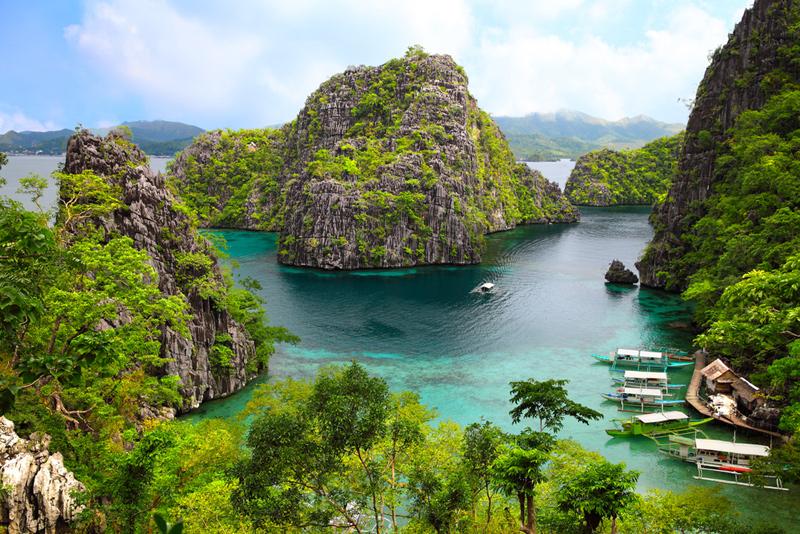 פאלאוון, הפיליפינים- יעד תיירות שלא תרצה לפספס