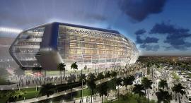 הדמיית אצטדיון NFL פוטבול סן דייגו צ'ארג'רס אוקלנד ריידרס לוס אנג'לס , צילום: רויטרס